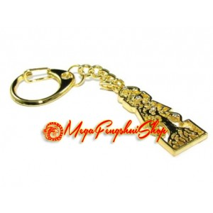 Value Pack - 4 Pieces 5 Element Pagoda with Tree of Life Keychain