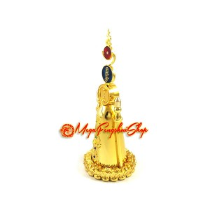 7 inch Sun and Moon Five Element Pagoda