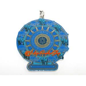 Anti-Burglary Amulet 2016 Feng Shui Keychain