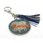 Anti Burglary Feng Shui Keychain