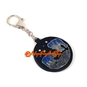Anti Burglary Keychain