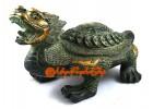 Antiquated Brass Dragon Tortoise (L)