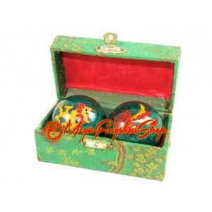 Bao Ding Dragon and Phoenix Health Balls