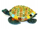 Bejeweled Blue Tortoise