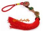 Bejeweled Feng Shui Ru Yi Tassels for Power