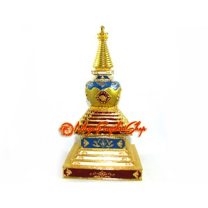 Bejeweled Medicine Buddha Stupa