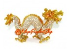 Bejeweled Wish-Fulfilling Feng Shui Dragon