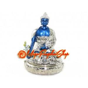 Bejeweled Wish-Granting Medicine Buddha