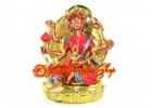 Bejeweled Wish Granting Vasudhara Goddess of Wealth and Abundance