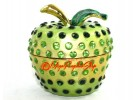 Bejewelled Wish-Fulfilling Green Apple