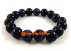 Blue Tiger's Eye Elastic Crystal Bracelet