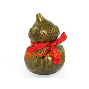 Brass Eight Immortals Feng Shui Wu Lou (s)