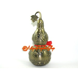 Brass Feng Shui Herbal Wu Lou