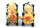 Chinese God and Goddess of Longevity