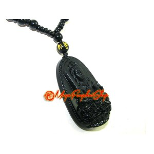 Chinese Horoscope Guardian Deity Pendant for Rabbit