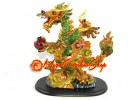 Colorful Feng Shui Imperial Dragon