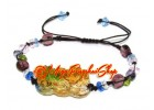 Colorful Liu li Crystal Pi Yao Bracelet (s)
