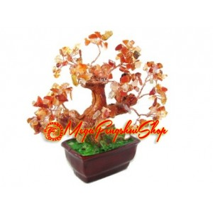 Crystal WishFulfilling Feng Shui Tree (Agate)