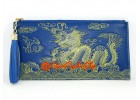 Dragon Feng Shui Wallet (Blue)