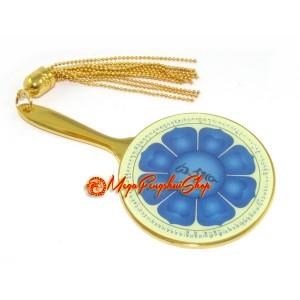 Eight Petal Lotus Mirror of Manjushri
