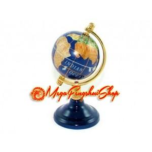 Feng Shui Blue Globe