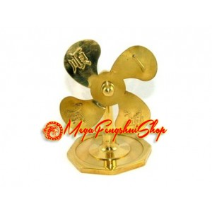 Feng Shui Luck Transforming Fan (4 inches)