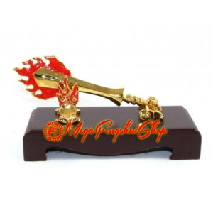 Feng Shui Manjushri Flaming Sword