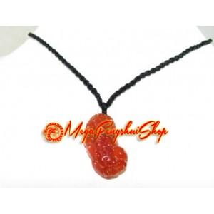 Feng Shui Pi Yao Protection Crystal Pendant