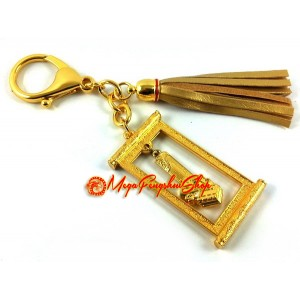 Feng Shui Scholastic Keychain for Education Luck