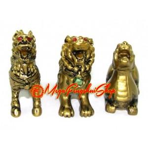 Feng Shui Three Divine Guardians