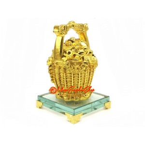 Feng Shui Wealth Pot of Treasure