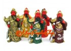 Five Element Feng Shui Guan Gong Statues