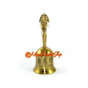Five Element Pagoda Ringing Bell