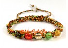 Five Elements Crystal Bracelet