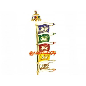 Five Elements Victory Banner