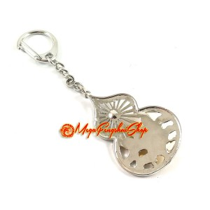 Garuda Wu Lou Amulet Keychain for Health Luck