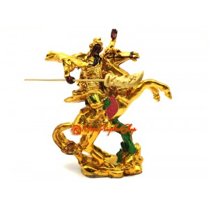 Golden Kwan Kung on Victory Horse