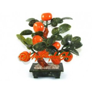 Good Fortune Feng Shui Orange Tree
