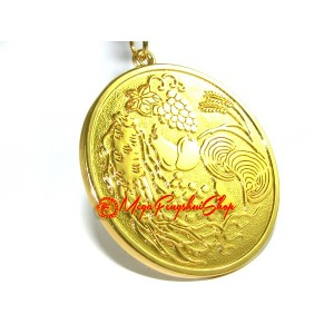 Health amulet feng shui keychain for Feng shui for health