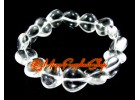 Hearts Crystal Bracelet (Clear Quartz)