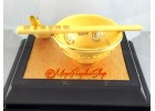 High Quality Golden Chinese Bowl Set
