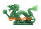 Jadeite Dragon for Power and Success