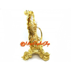 Kuan Yin Bringing Abundance