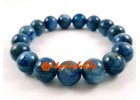 Kyanite Crystal Elastic Bracelet (Top Grade)