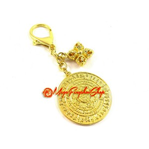Life Force Chakra Energiser with Double Dorje Keychain