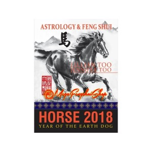 Lillian Too Astrology and Feng Shui Forecast 2018 for Horse