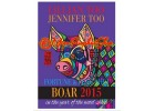 Lillian Too Fortune and Feng Shui 2015 - Boar