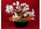 Mini Bonsai Clear Quartz Feng Shui Tree