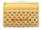 Om Card Holder - Beige