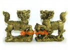 Pair of Feng Shui Chi Lin